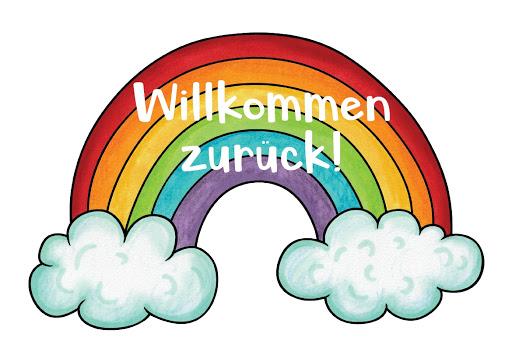 Willkommens-Regenbogen